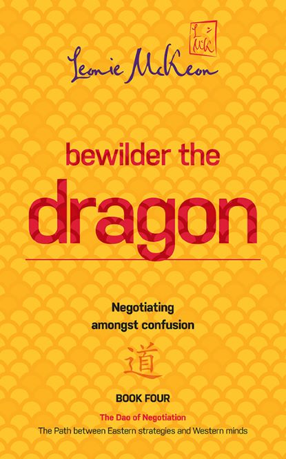 Bewilder the Dragon: Negotiating amongst confusion